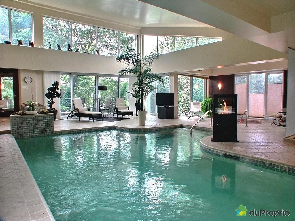 Charmant Hotel A Quebec Avec Piscine Interieure #0 - Maison ... serapportantà Maison Avec Piscine A Vendre