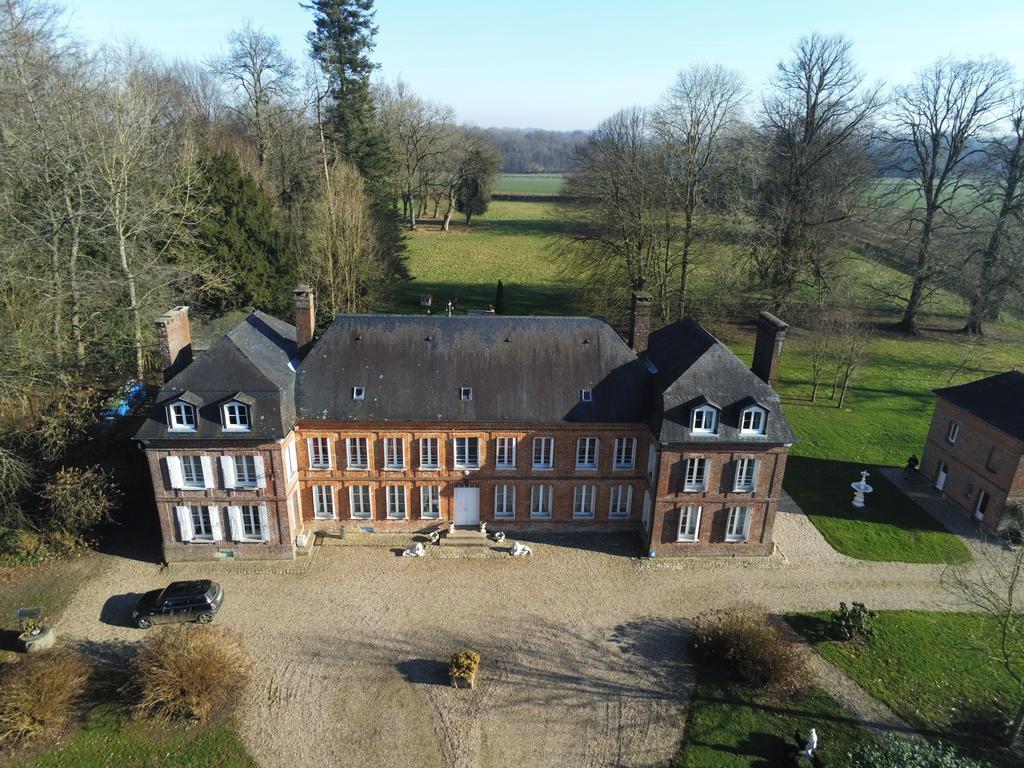 Chateau De Grosfy, Hugleville-En-Caux – Tarifs 2020 dedans Piscine Pavilly