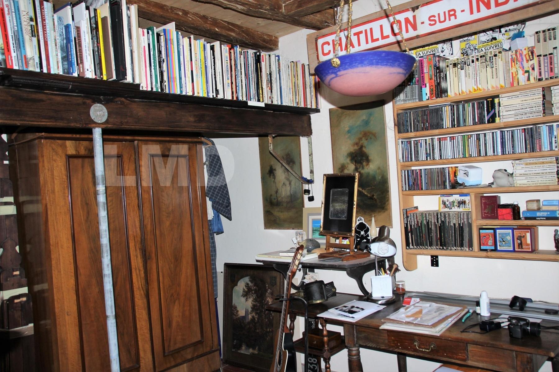 Chatillon-Sur-Indre, Maison, 145 500 Euros Sur Immobilier.lefigaro.fr tout Piscine Chatillon Sur Indre