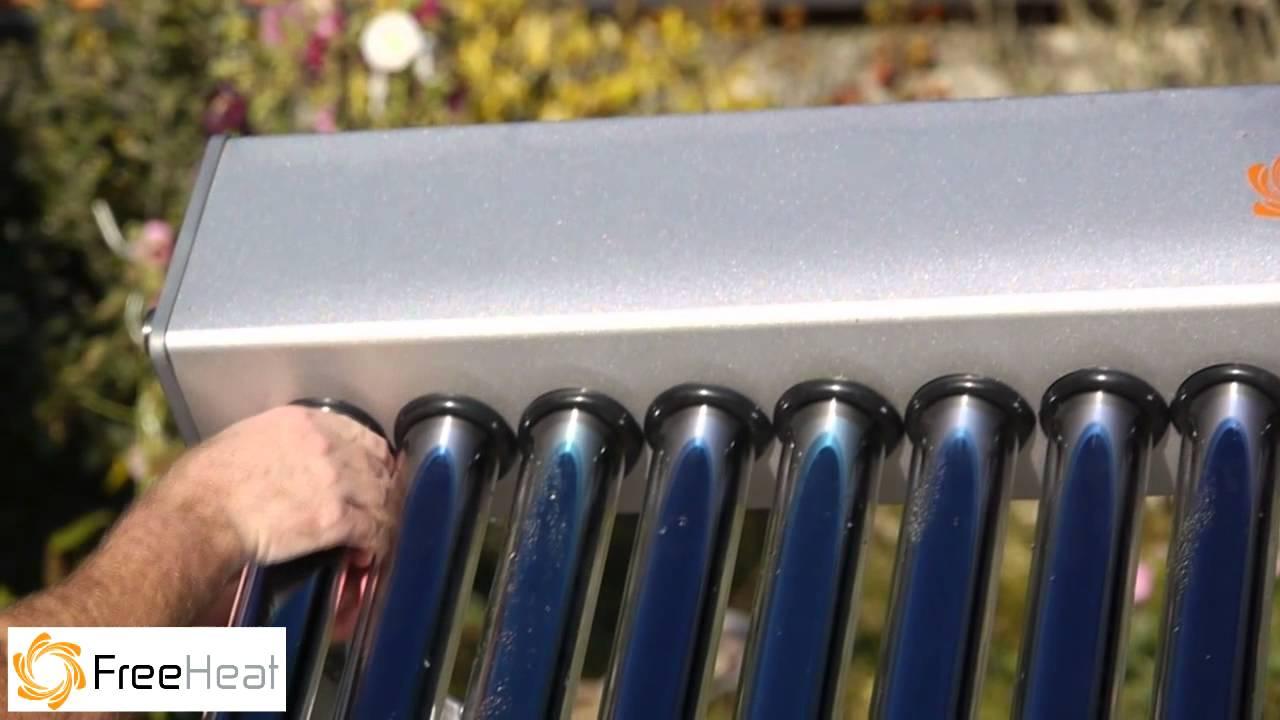 Chauffage Solaire Piscine Freeheat Soleil-Ô - Présentation Générale à Chauffe Eau Solaire Piscine