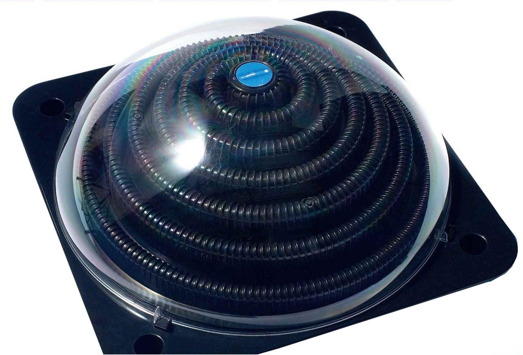 Chauffage Solaire Pour Piscine Gre Dôme Solaire 0 W pour Réchauffeur De Piscine Intex