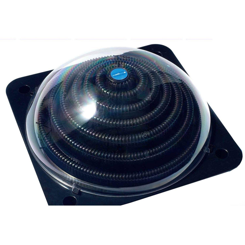 Chauffage Solaire Pour Piscine Pool Expert Dôme Solaire 0 W ... dedans Rechauffeur Solaire Piscine
