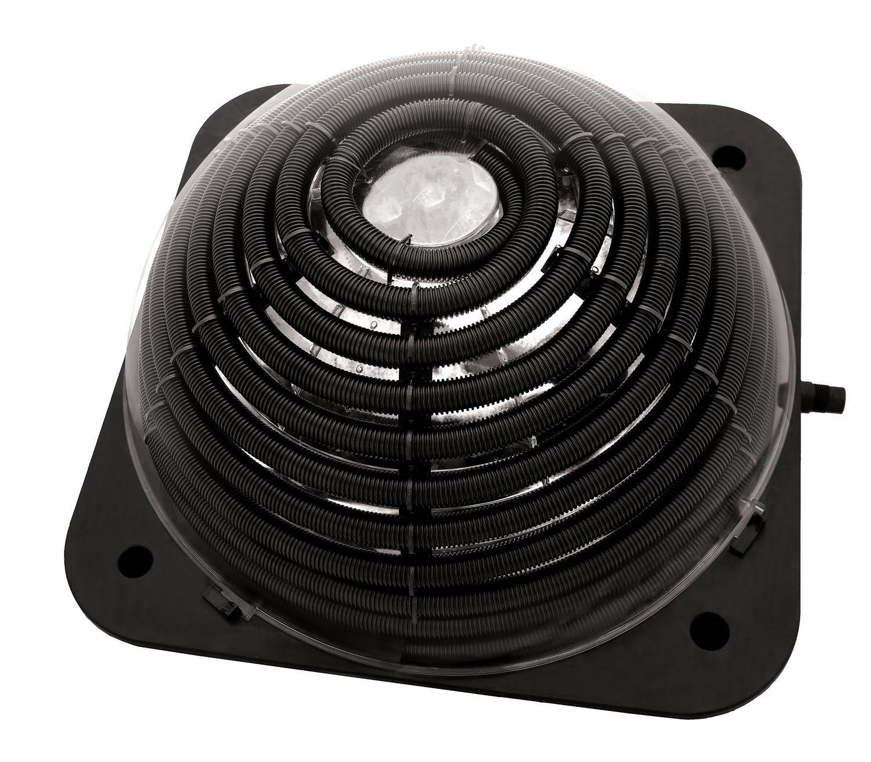Chauffe-Eau Dôme Solaire De 24 Po Pour Piscines Hors-Sol Avec Connecteurs  Standard De 1,25 À 1,5 Po. encequiconcerne Dome Piscine Hors Sol