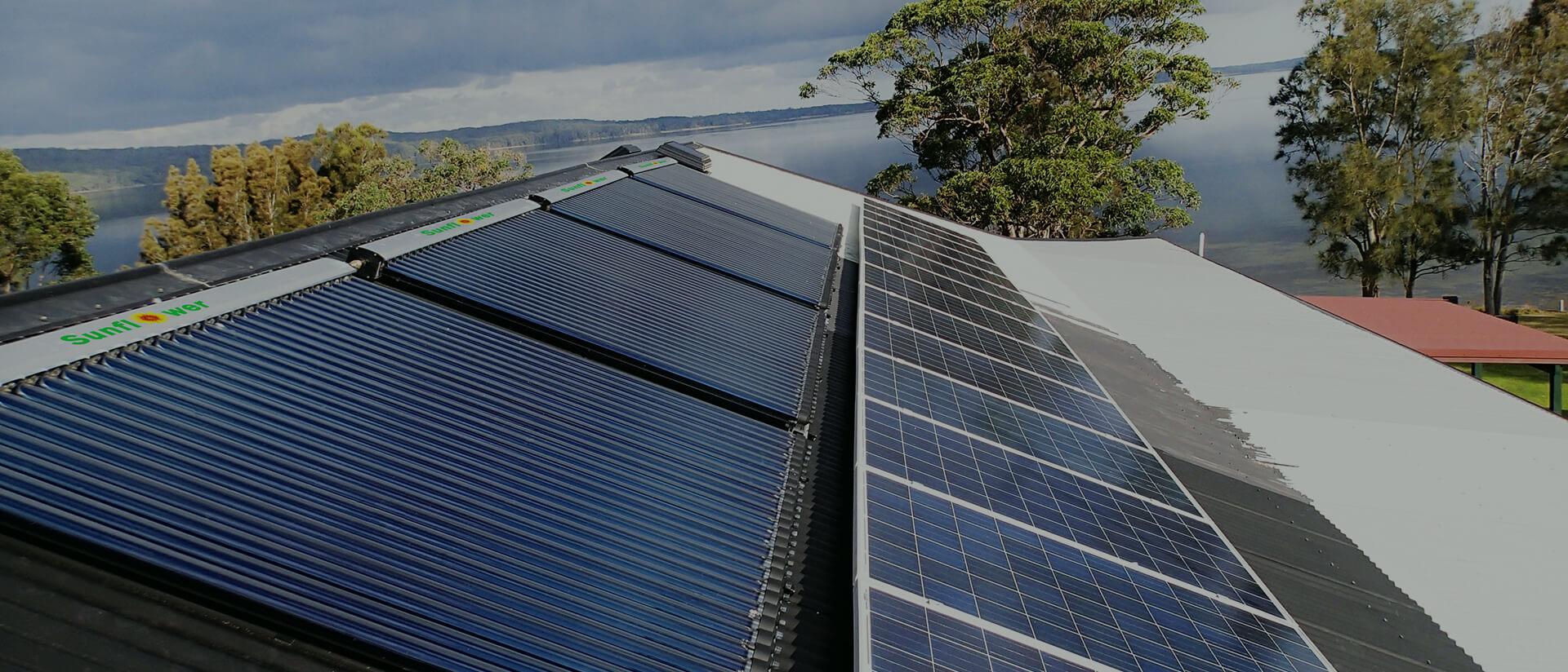 Chauffe-Eau Solaires, Systèmes D'énergie Solaire ... destiné Chauffe Eau Solaire Piscine
