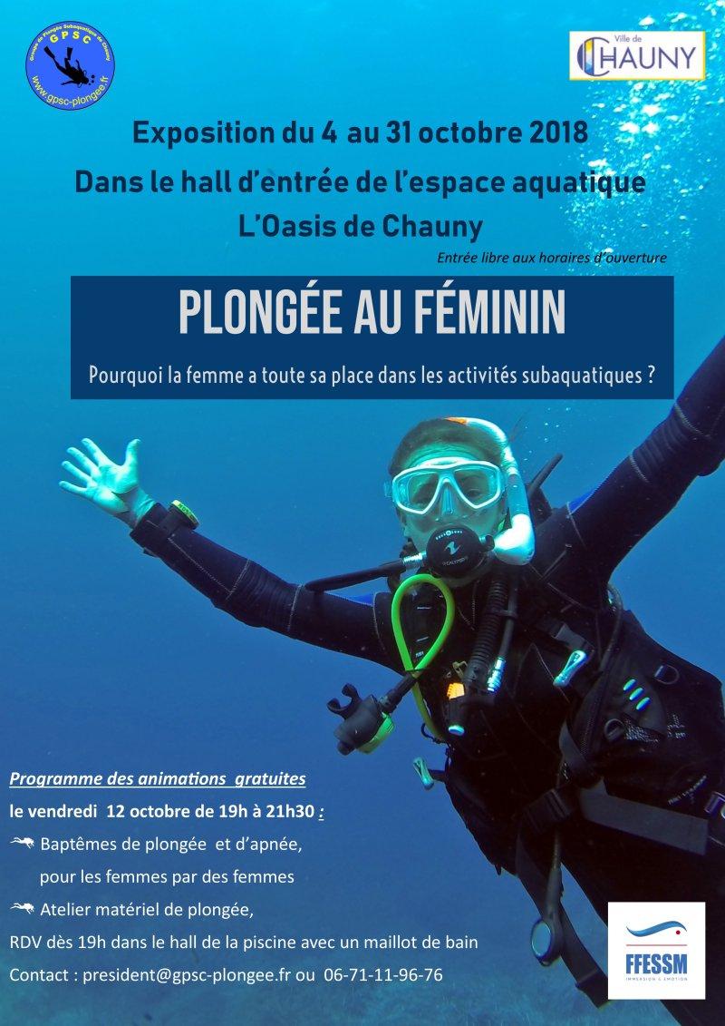 Chauny Présente : Chauny - Groupe De Plongée ... serapportantà Piscine De Chauny
