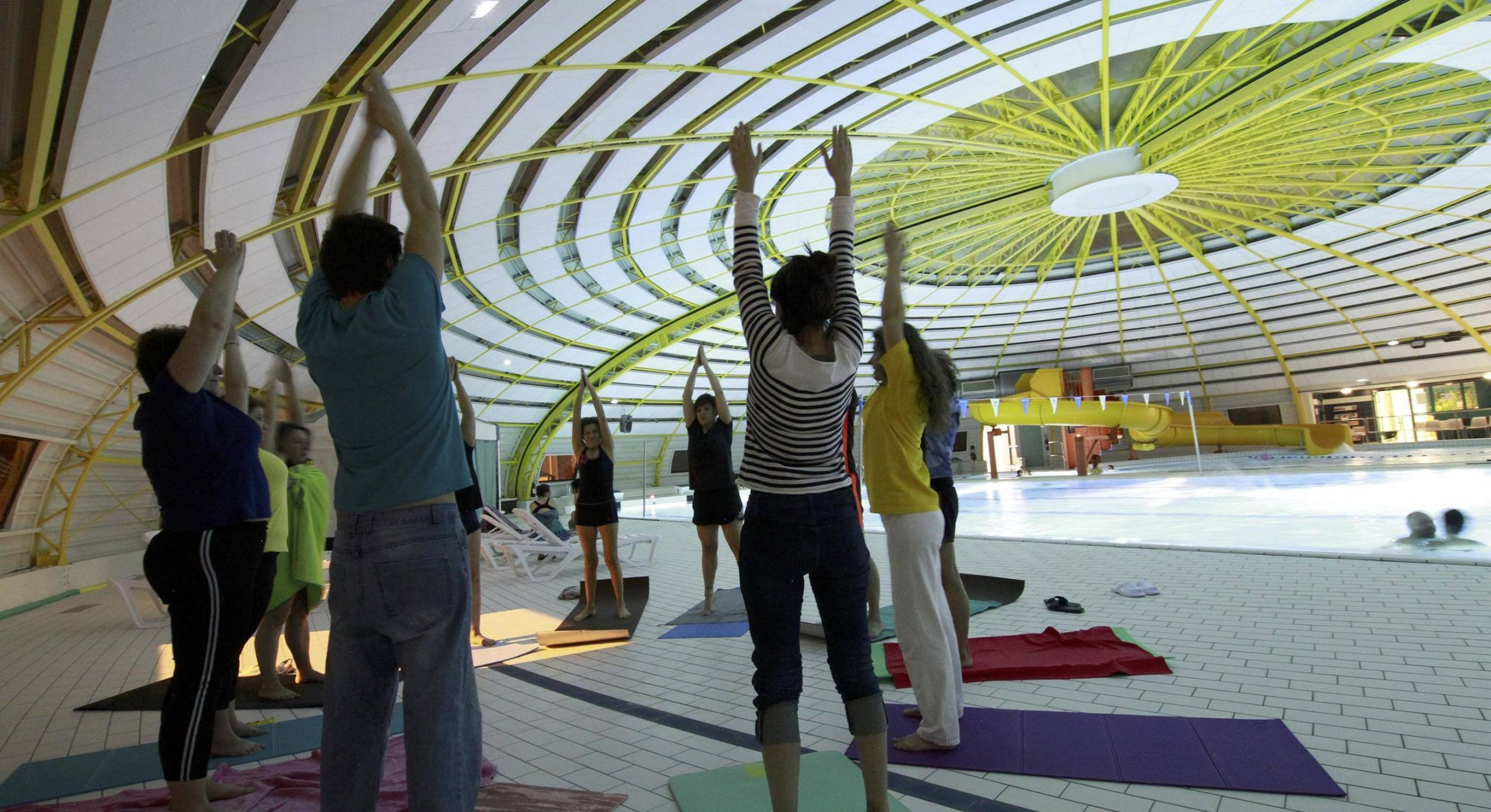 Chauvigny : Une Soirée Pour Être Zen À La Piscine Intercommunale pour Piscine Chauvigny