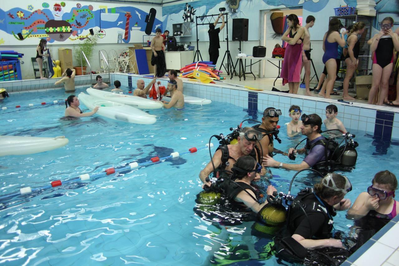Cherbourg : 9 Sports Aquatiques À Tester | La Presse De La ... pour Piscine Cherbourg