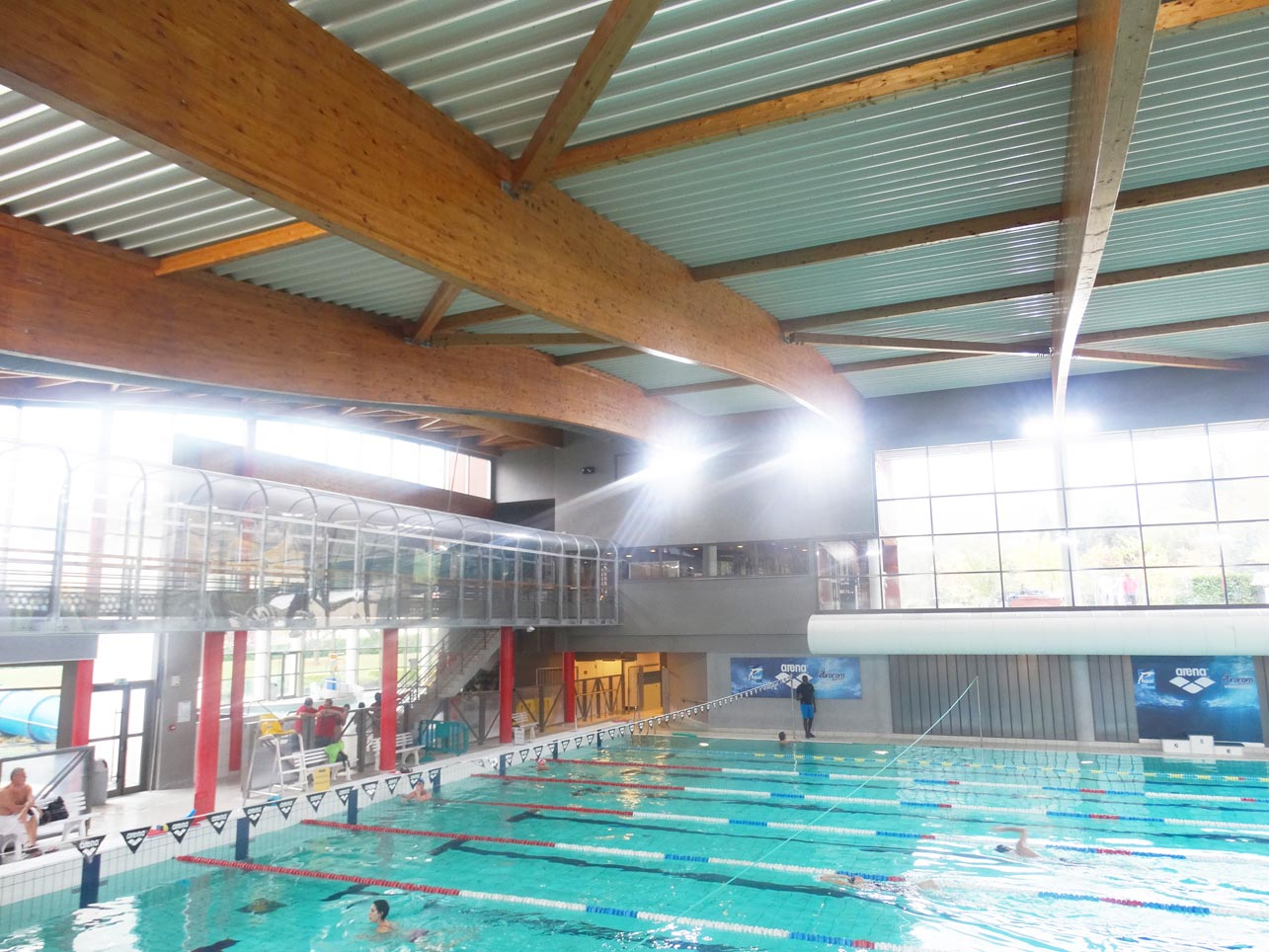 Chevreuse Swimming Pool - Nlx - Next Lighting Experience ... intérieur Piscine De Chevreuse