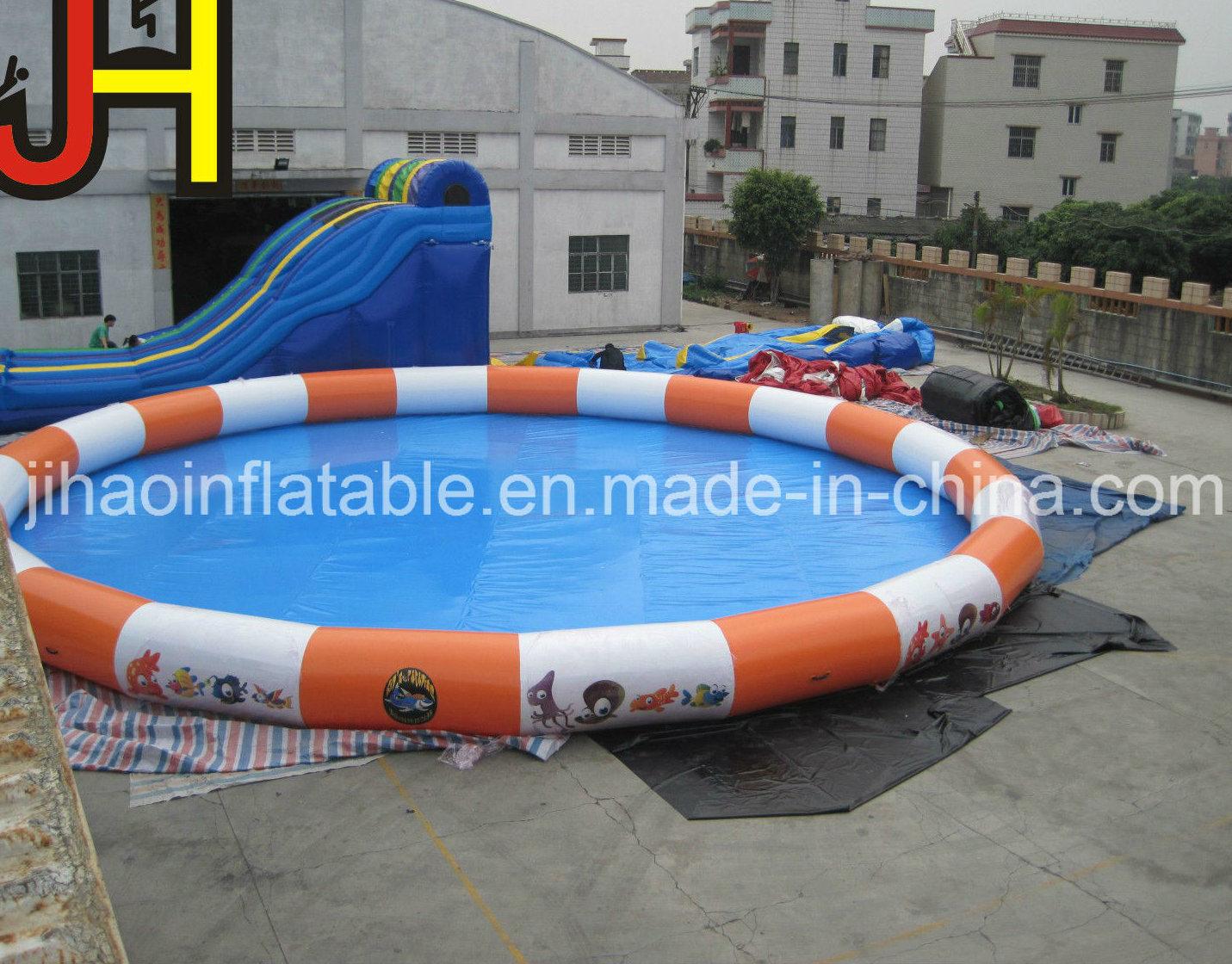 Chine Piscine Ronde Gonflable Colorés Pour Enfants Et ... pour Toboggan Gonflable Pour Piscine