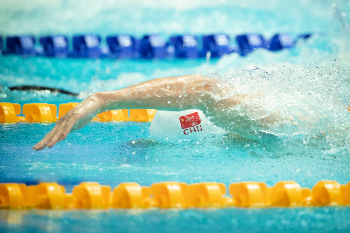 Chinese Olympic Trials Delayed Due To Coronavirus pour Piscine Passion