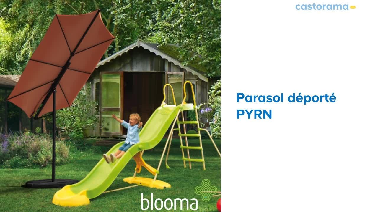 Choisir Un Parasol Ou Une Voile D'ombrage | Castorama pour Piscine Autoportée Castorama