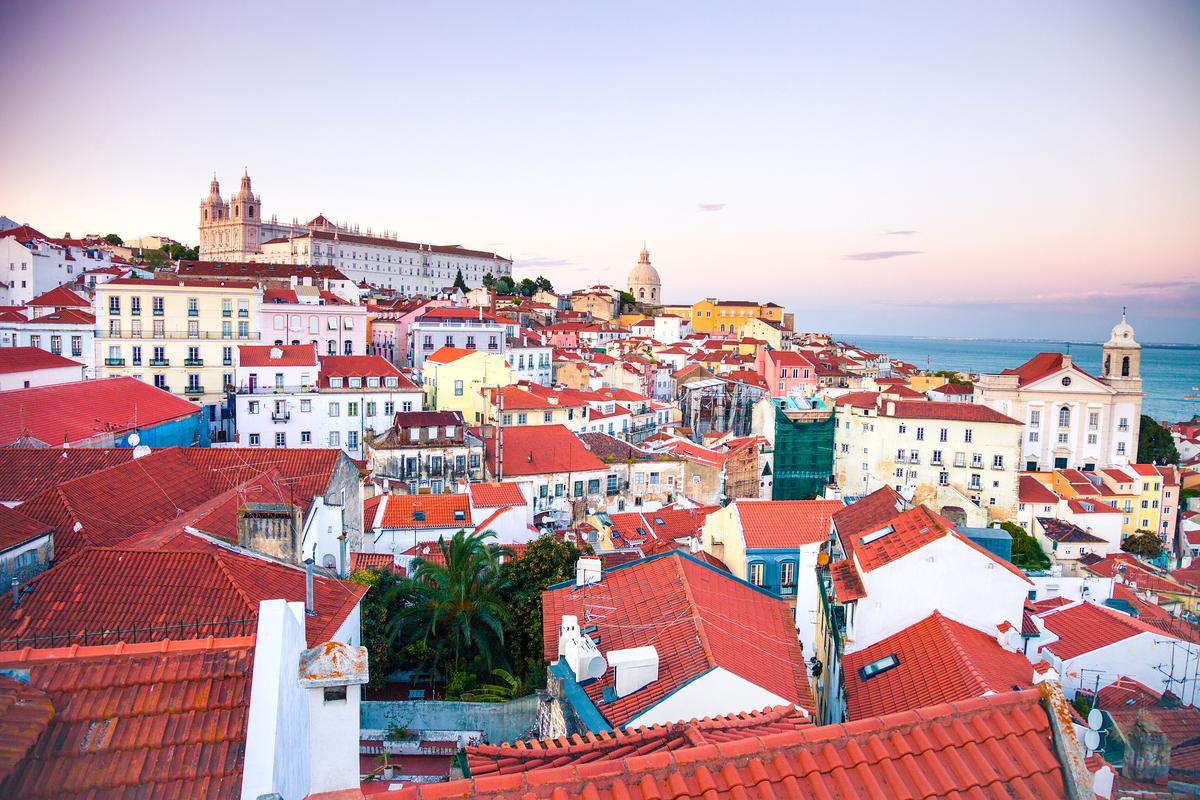 Cinq Hôtels De Charme Pour Encore Mieux Profiter De Lisbonne ... destiné Hotel Lisbonne Avec Piscine