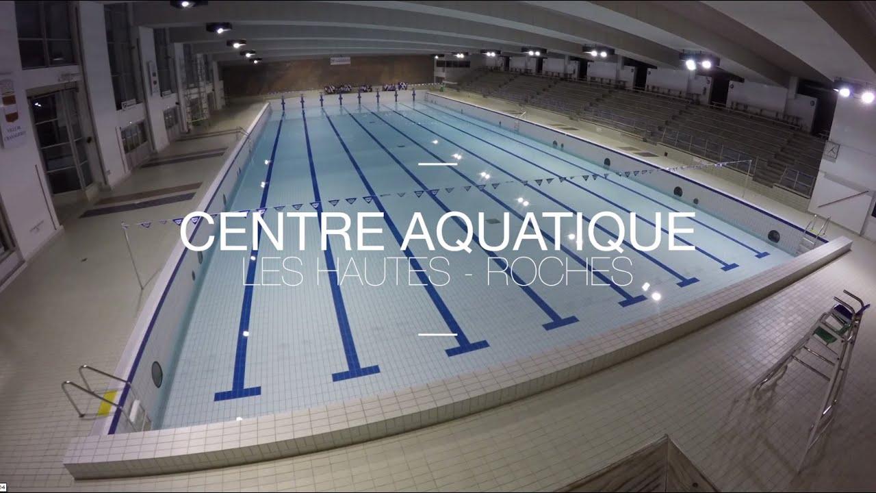 Clermont Auvergne Métropole-Centre Aquatique Les Hautes-Roches intérieur Piscine Chamalières Horaires