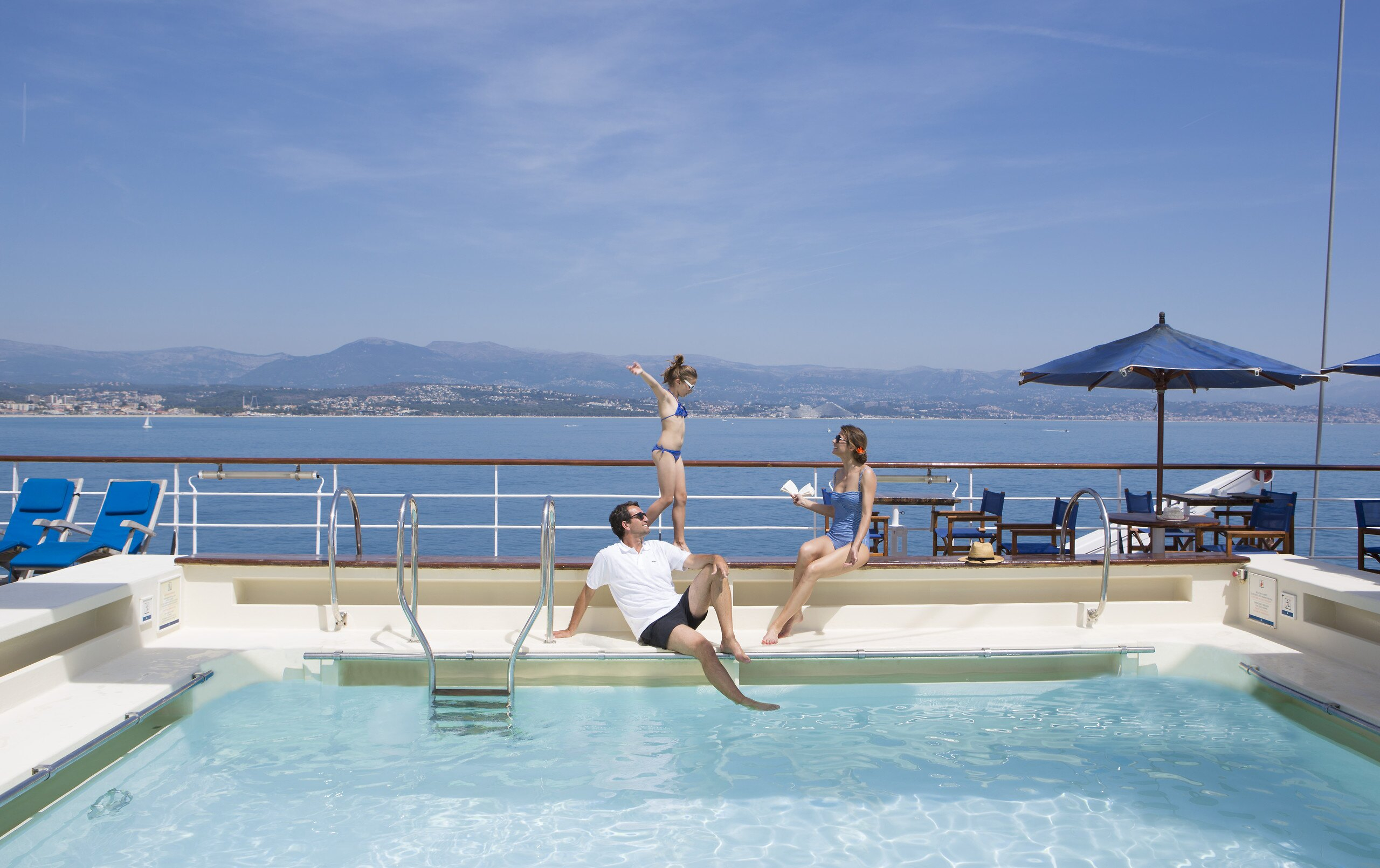 Club Med 2 Cruise Yelkenli | Her Şey Dahil Gemi Ile Yaz Tatili à Freedom Piscine