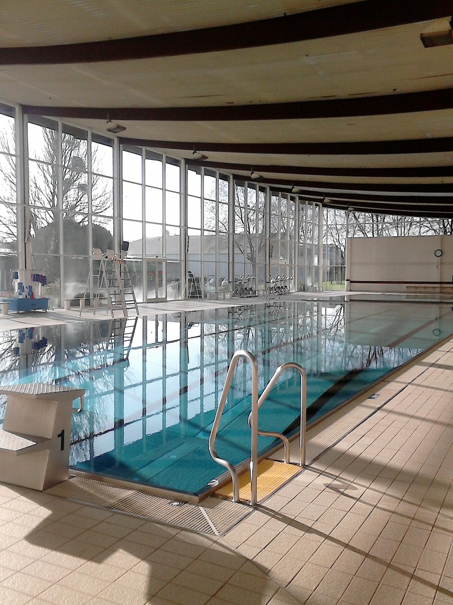 Club Nautique Dunois » Fête Du C.n.d. : Compétition Interne ... pour Piscine Chateaudun