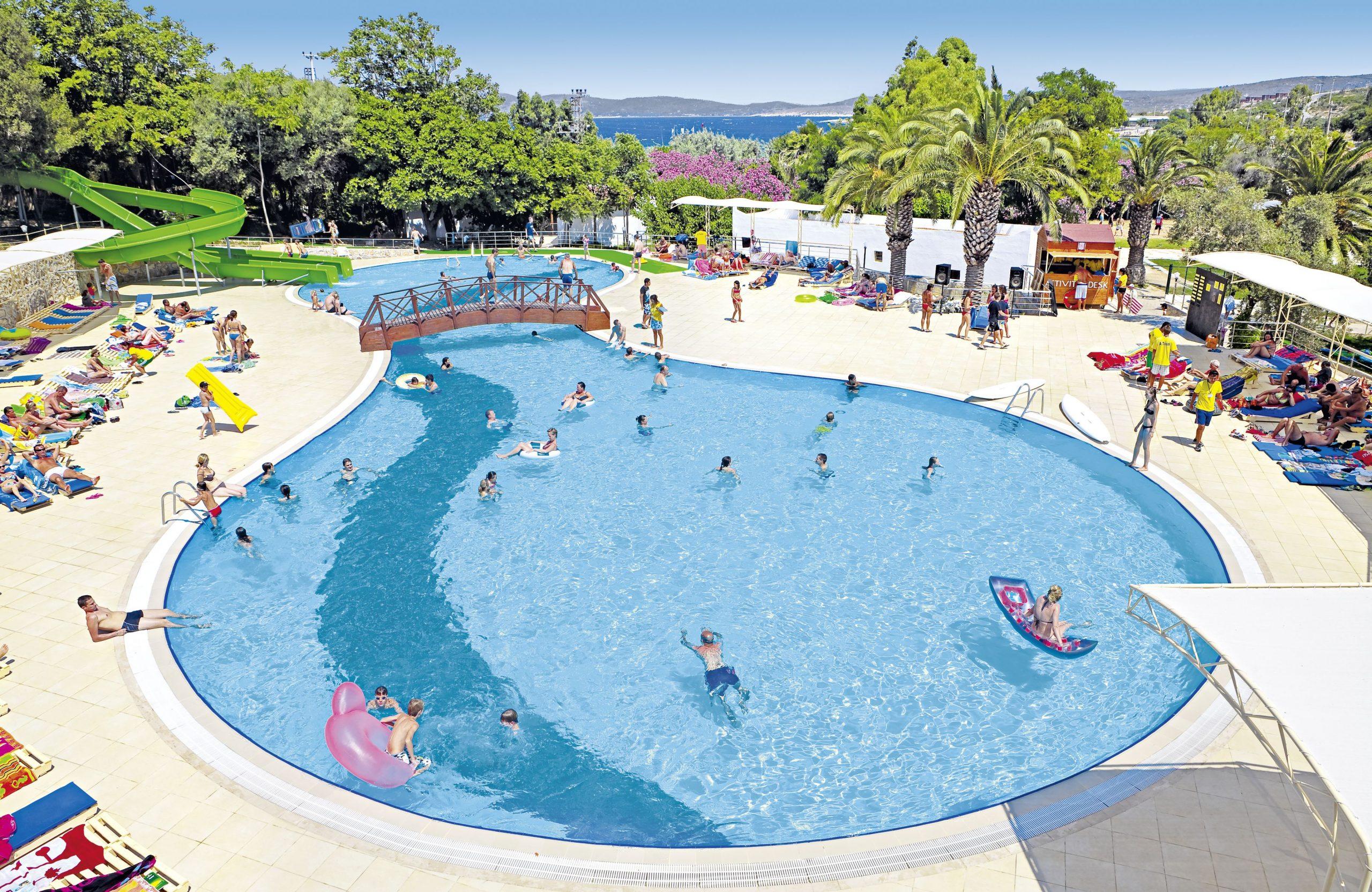 Club Resort Atlantis - 4* à Piscine Atlantis Albi