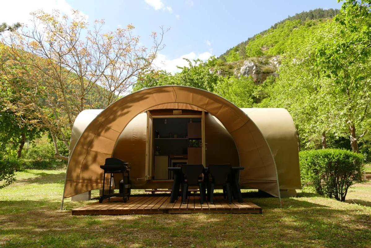 Coco Sweet Riverside 4 Persons - Camping Avec Piscine Et ... tout Camping Lozère Avec Piscine