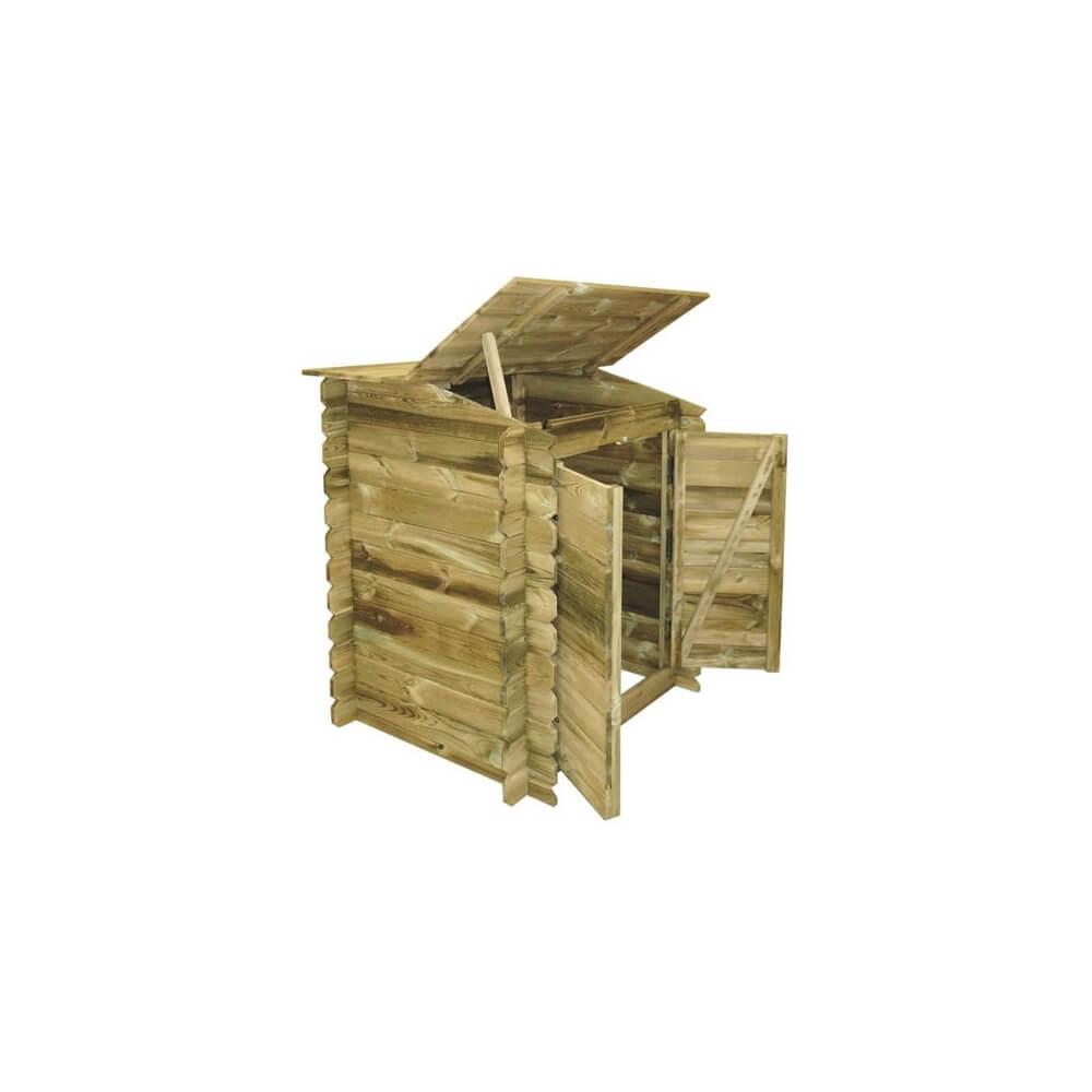 Coffre De Filtration Pour Piscines Bois pour Coffre De Filtration Piscine