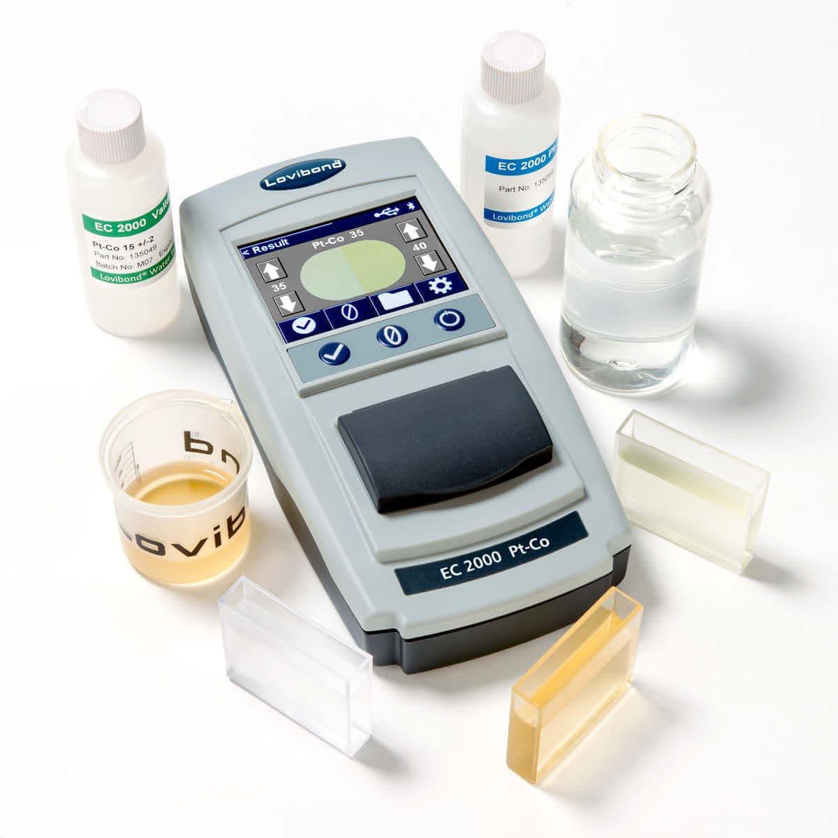 Colorimètre De Paillasse - Ec 2000 Pt-Co - Tintometer - Lovibond à Photomètre Piscine