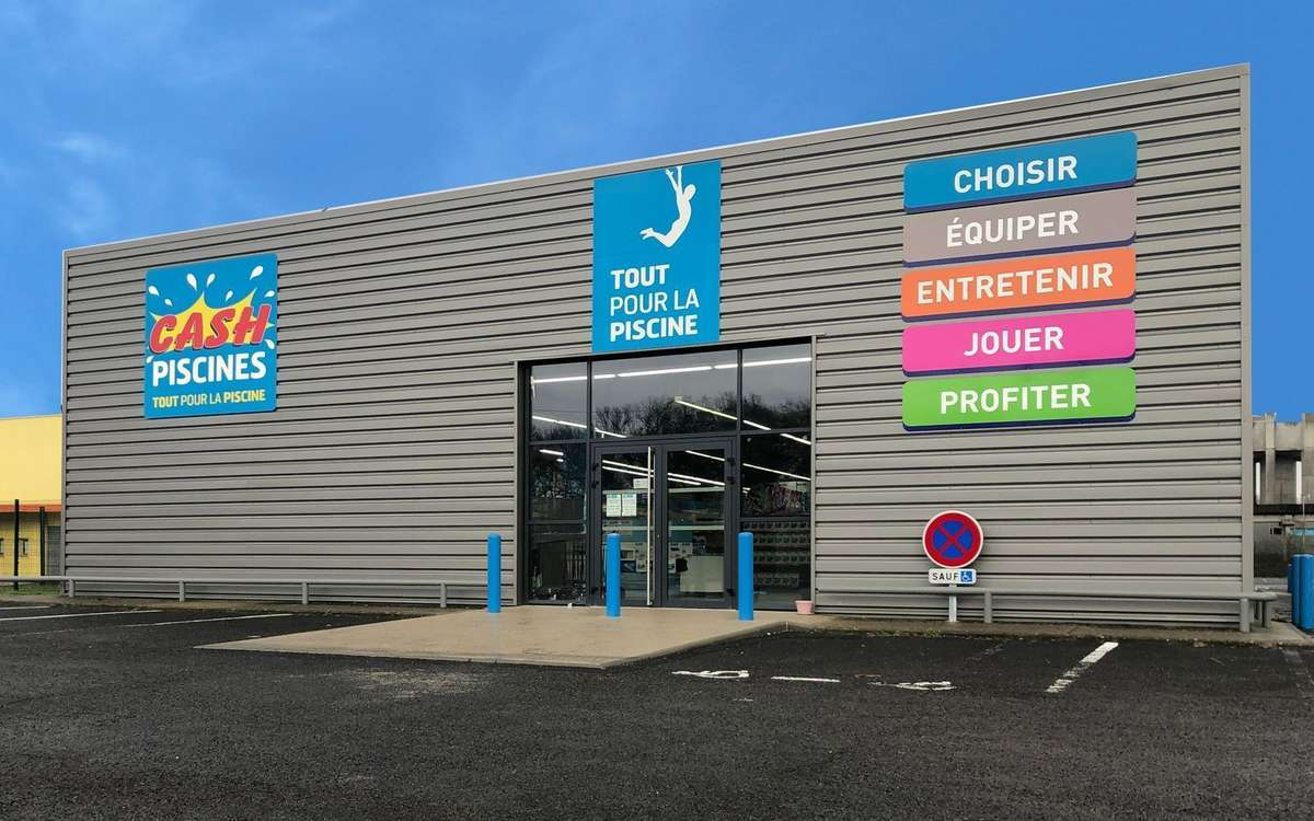 Comment Cash Piscines Est Devenu Champion Bordelais Du Petit ... destiné Cash Piscine Agen