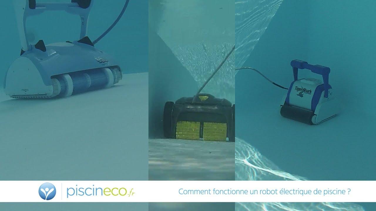 Comment Fonctionne Un Robot De Piscine Électrique ? destiné Robot De Piscine Electrique