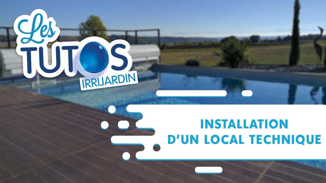 Comment Installer Un Local Technique Pour Piscine ? tout Schema Local Technique Piscine