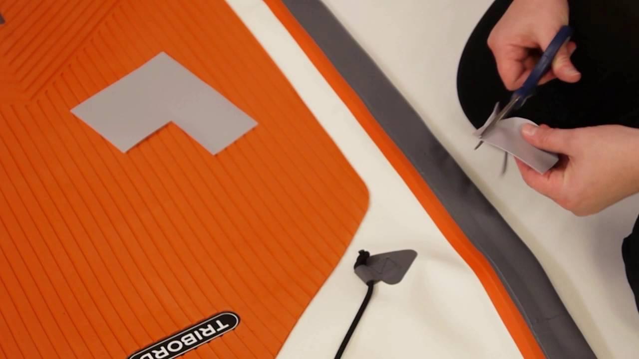Comment Réparer Un Trou Sur Un Stand Up Paddle Gonflable ? concernant Matelas Gonflable Piscine Decathlon