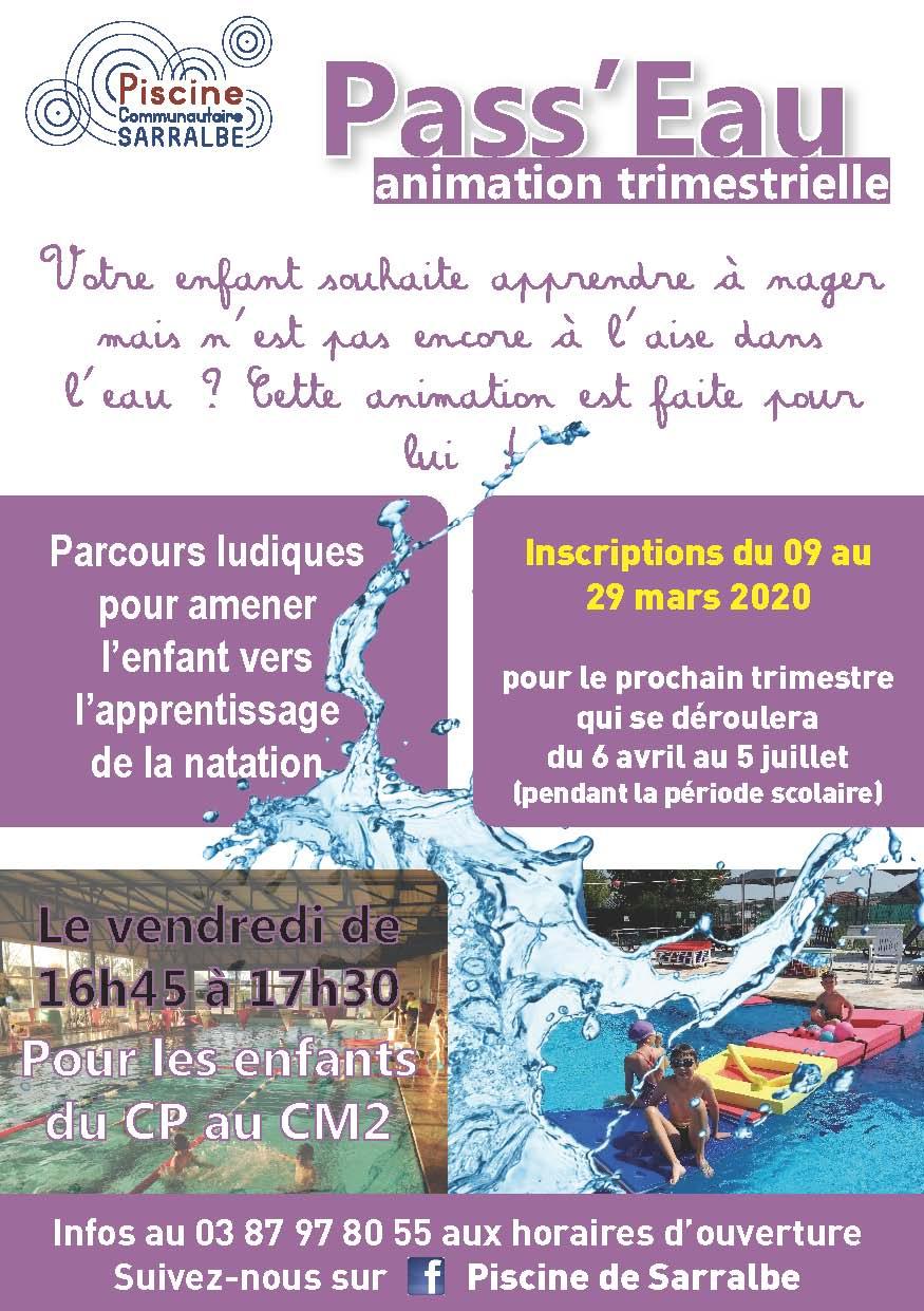 Communauté D'agglomération Sarreguemines ... concernant Piscine Sarralbe