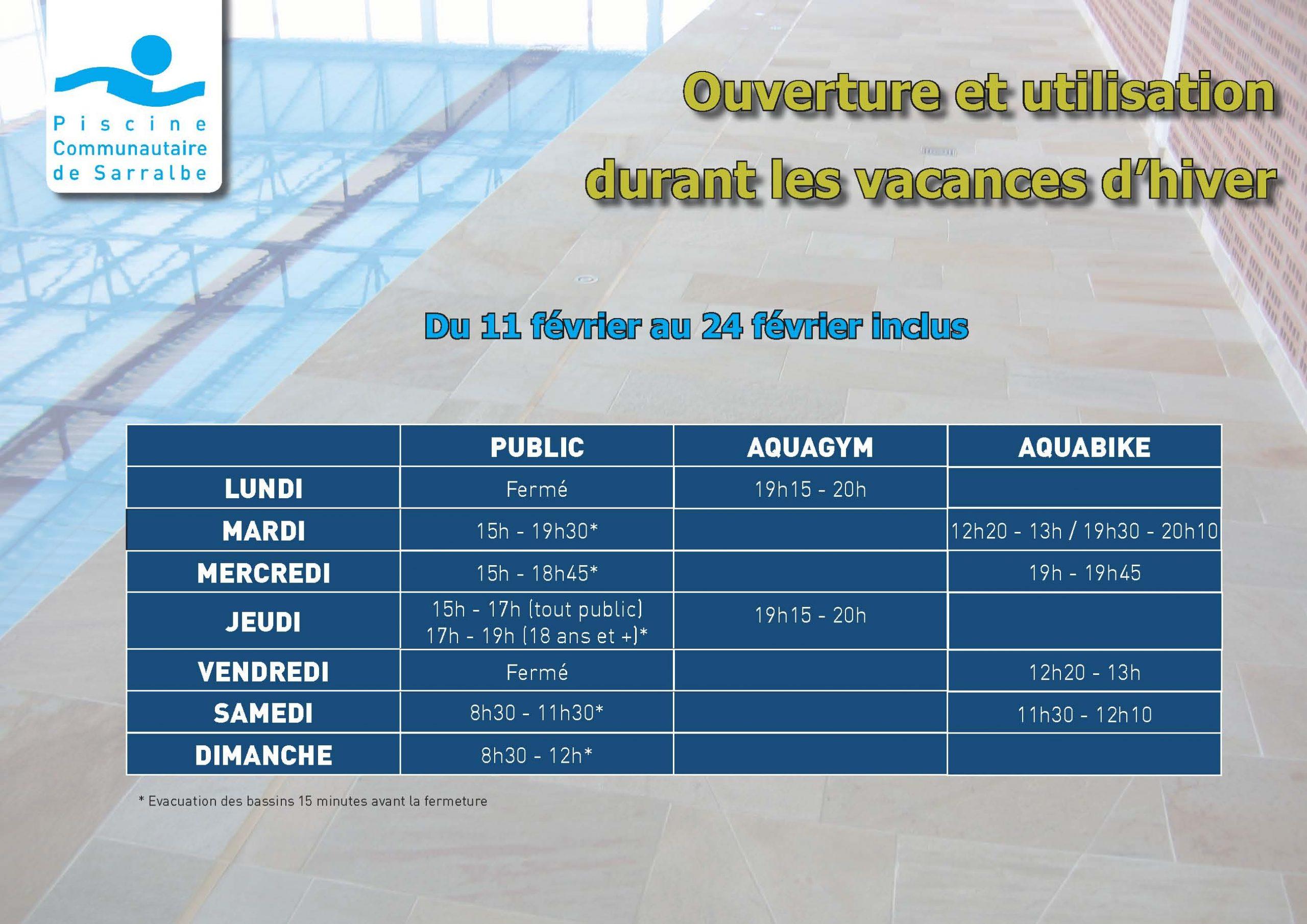 Communauté D'agglomération Sarreguemines Confluenceshoraires ... intérieur Piscine Sarralbe