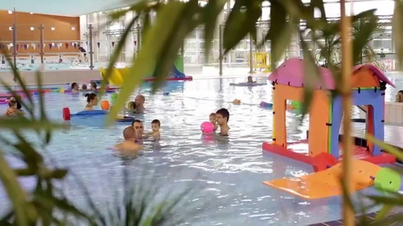 Communauté De Communes Du Clermontais - Centre Aquatique intérieur Piscine Clermont L Hérault