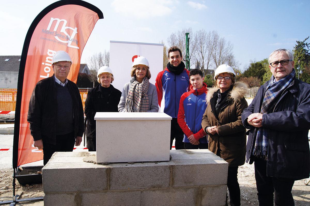 Communauté De Communes Moret Seine & Loing - Sports - La ... pour Piscine De Moret Sur Loing