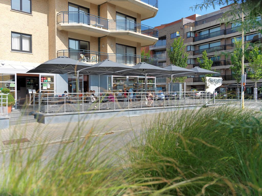 Comparateur Casino Hotel Coxyde Les Bains, Réservation ... avec Piscine Koksijde