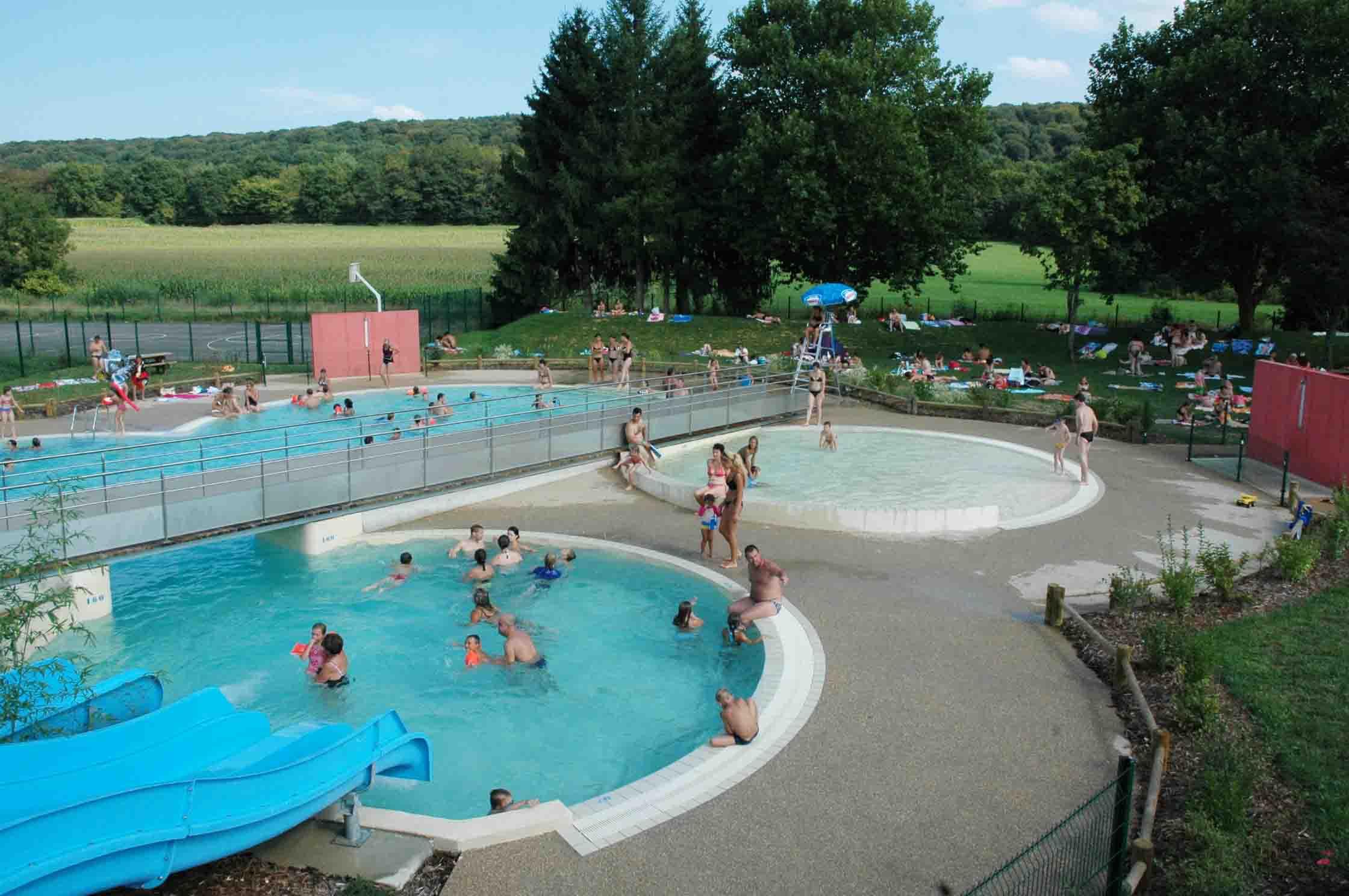 Complexe Aquatique De Dampierre Sur Linotte - Tourisme En ... concernant Piscine Dampierre