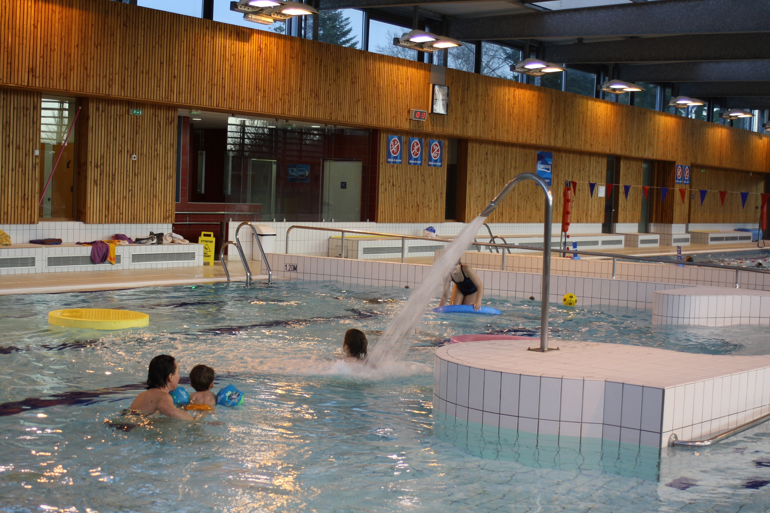 Complexe Aquatique De Kerbihan - Hennebont à Horaire Piscine Hennebont
