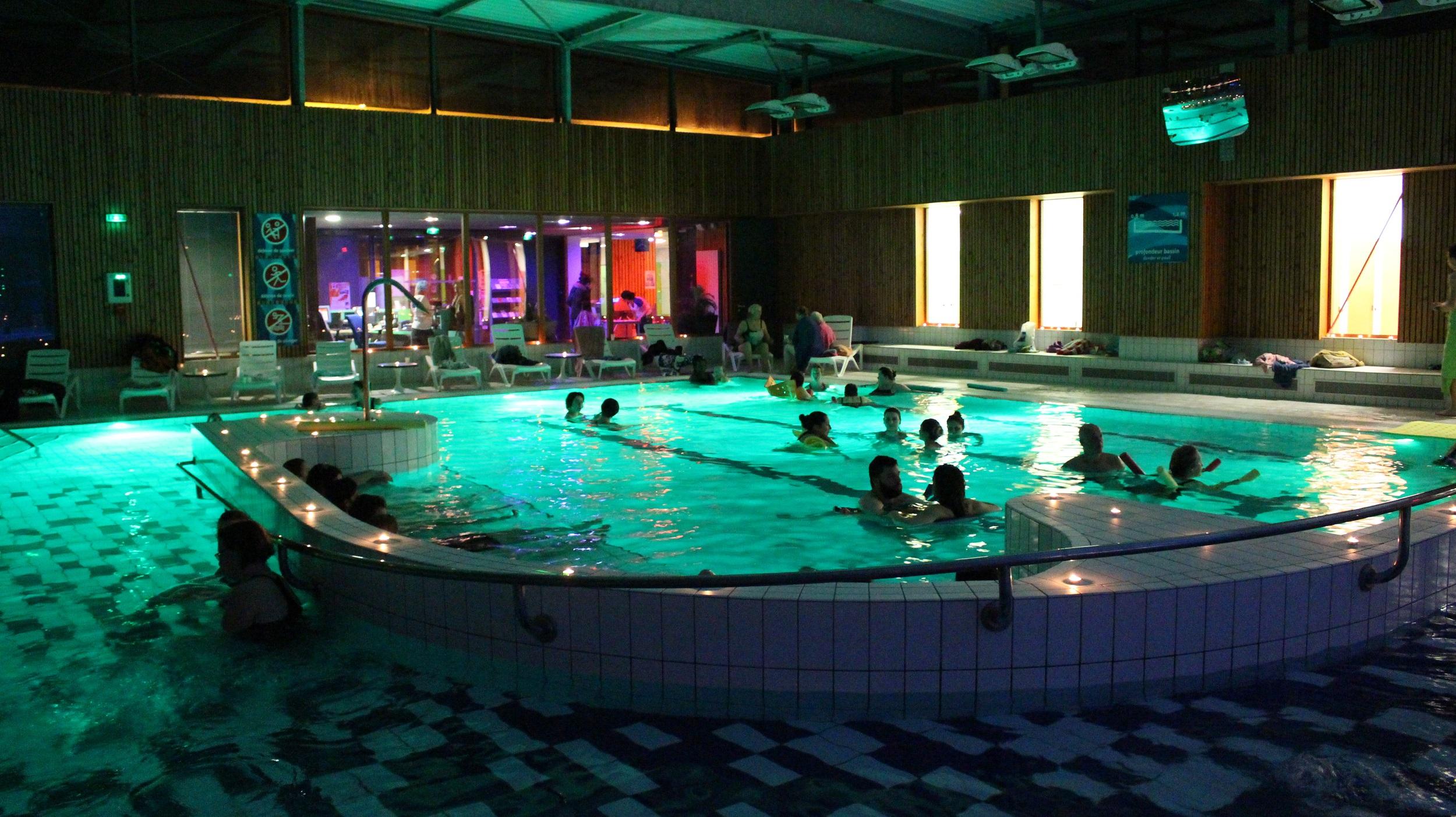 Complexe Aquatique De Kerbihan - Hennebont encequiconcerne Horaire Piscine Lorient