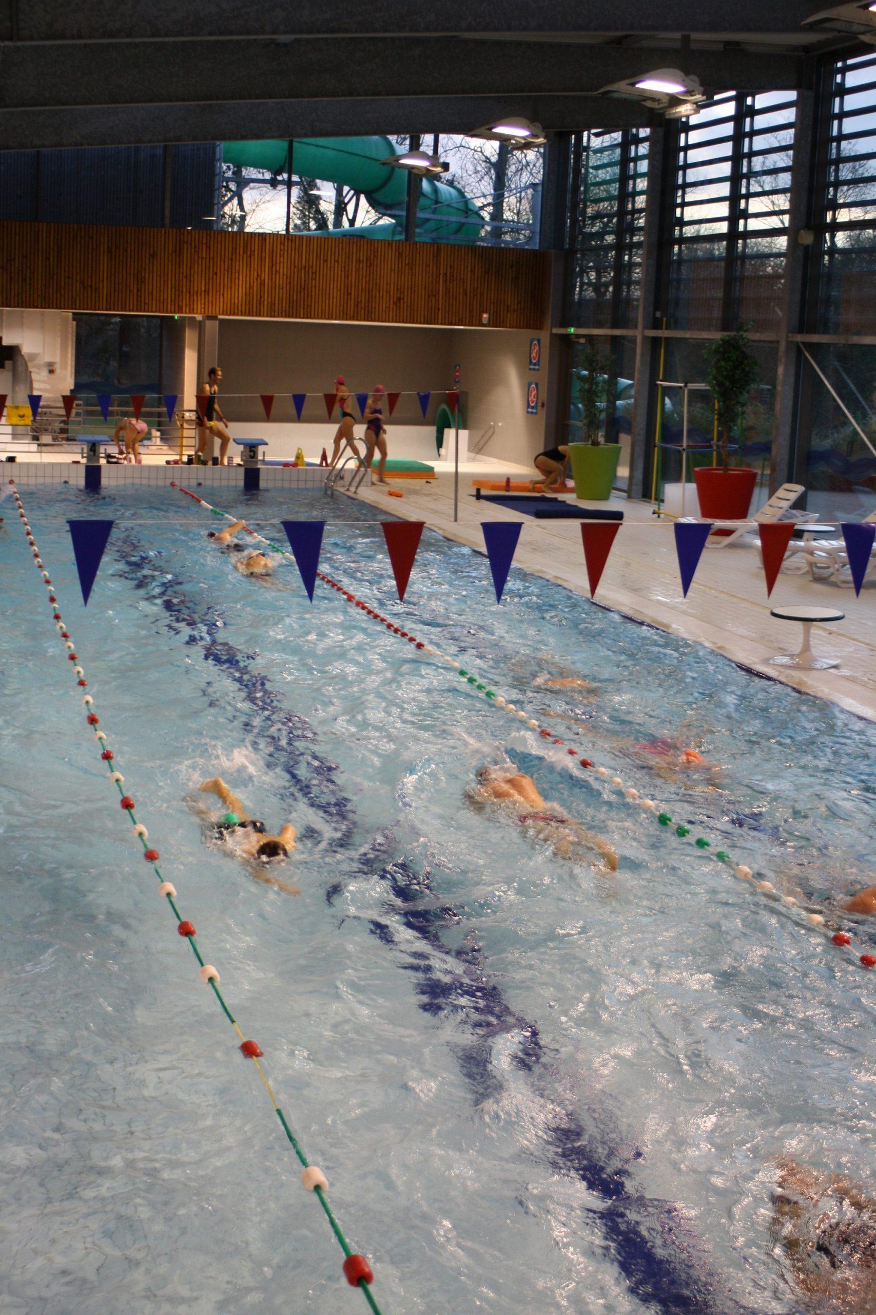 Complexe Aquatique De Kerbihan - Hennebont pour Horaire Piscine Lorient