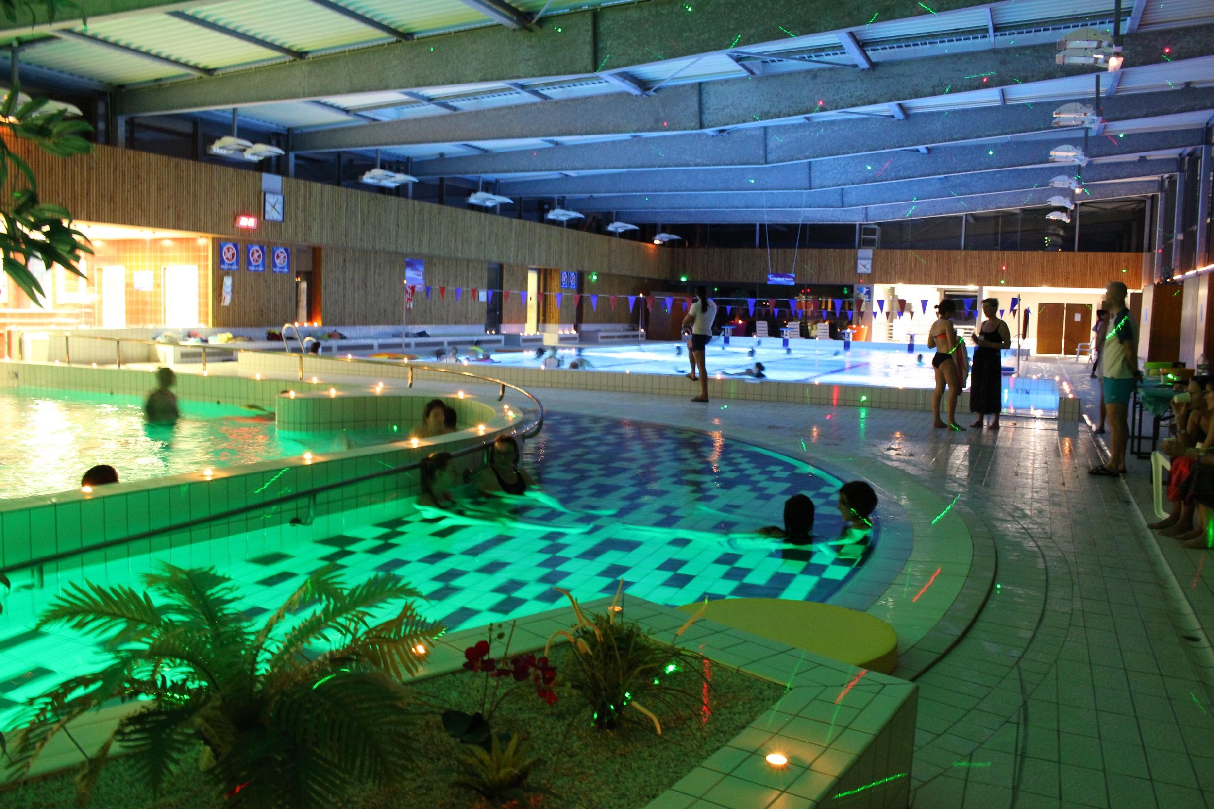 Complexe Aquatique De Kerbihan - Hennebont tout Horaire Piscine Lorient