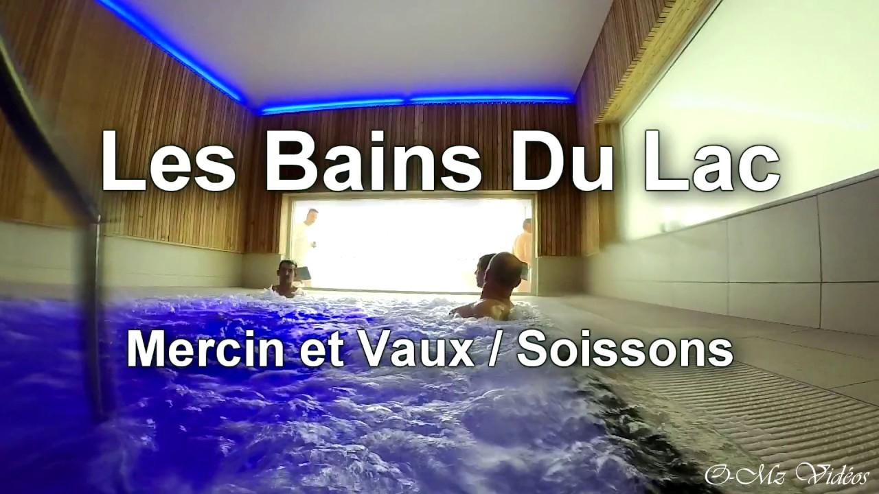 Complexe Aquatique Les Bains Du Lac - Mercin Et Vaux / Soissons destiné Piscine Soissons