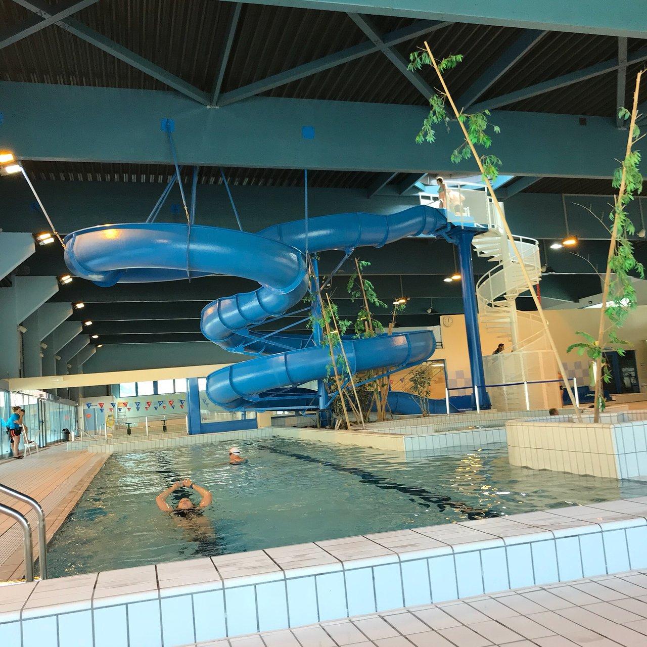 Complexe Aquatique Les Eaux Chaudes (Ville De Digne-Les ... avec Piscine Digne Les Bains