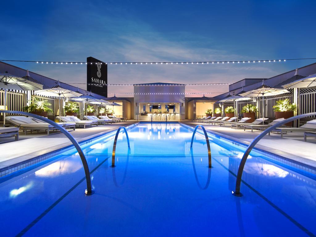 Complexe Hôtelier Sahara Las Vegas (Usa Las Vegas) - Booking encequiconcerne Piscine Vallet