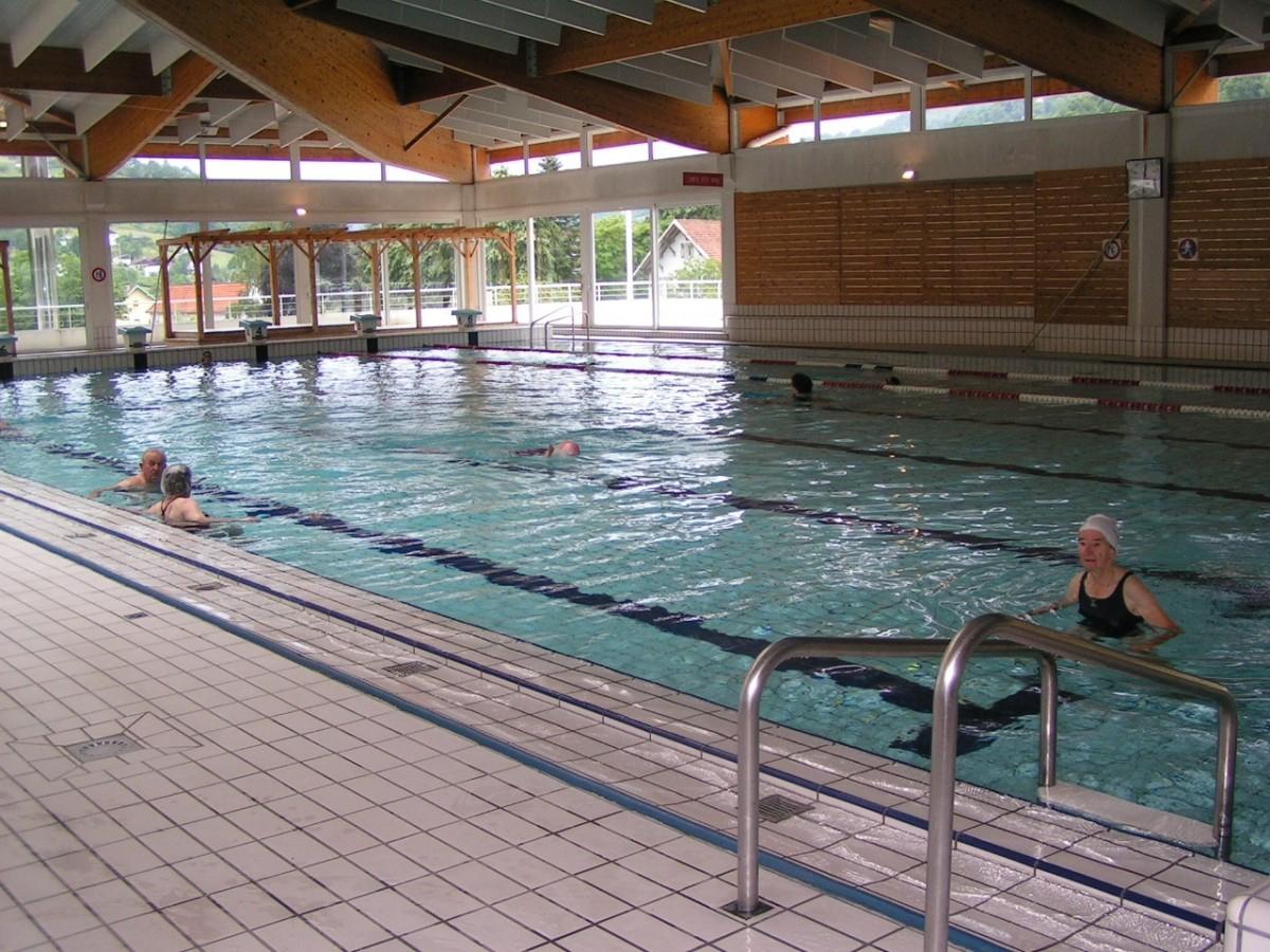 Complexe Piscine Loisirs La Bresse : Office Du Tourisme La ... intérieur Piscine Lingolsheim Horaires