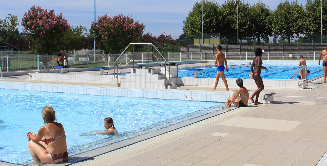 Complexes Aquatiques Et Piscines En Cœur De Béarn concernant Piscine De Mourenx