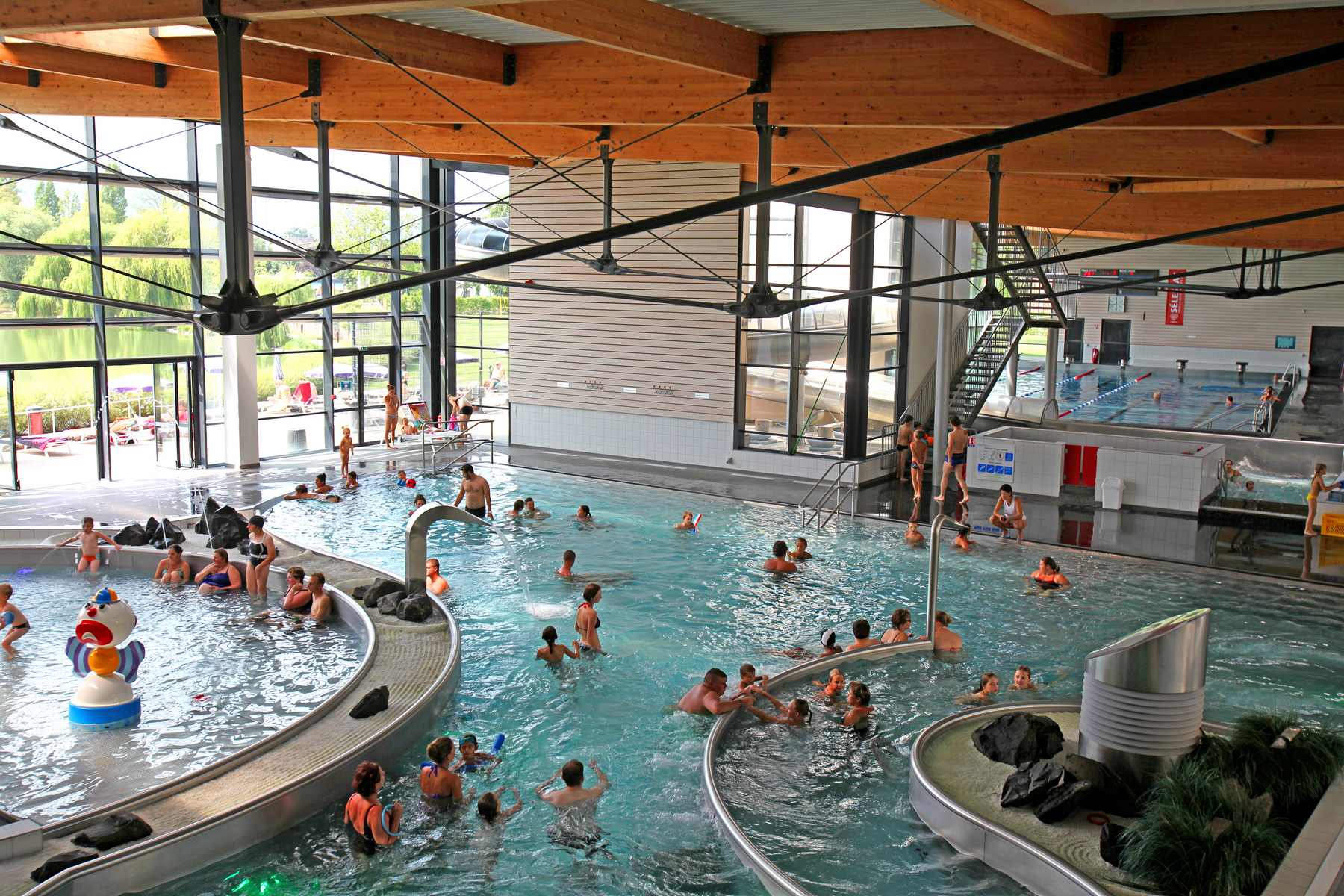 Complexes De Loisirs Aquatiques - Activités Aquatiques ... encequiconcerne Piscine Bouxwiller