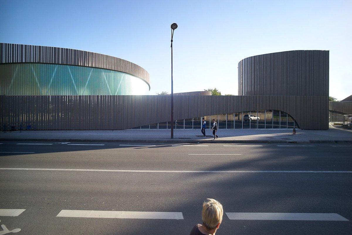 "Concept Facade On Twitter: ""piscine De Lille Sud, Façade ... concernant Piscine Lille Sud"