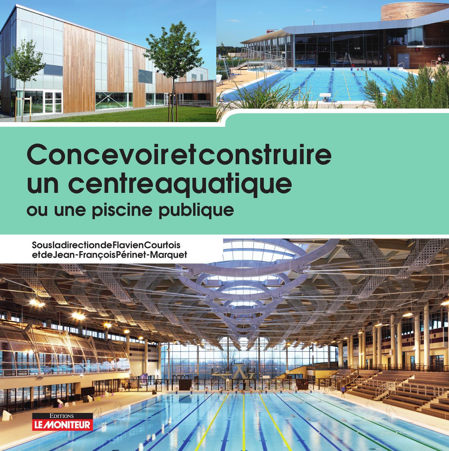 Concevoir Et Construire Un Centre Aquatique Ou Une Piscine ... destiné Piscine St Amand Les Eaux