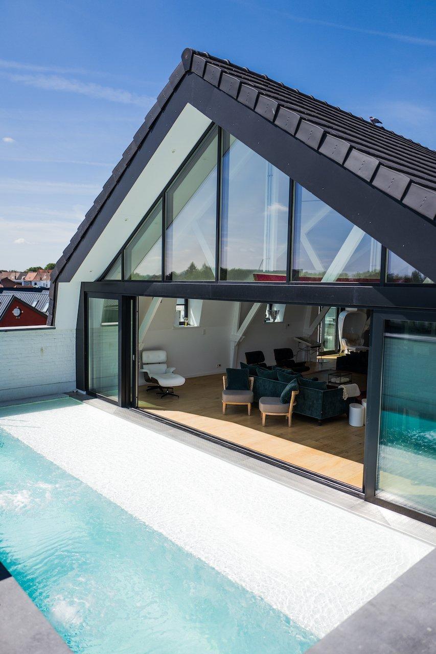 Concorde Immobilier, Agence Immobilière La Madeleine Lille destiné Piscine Ronchin