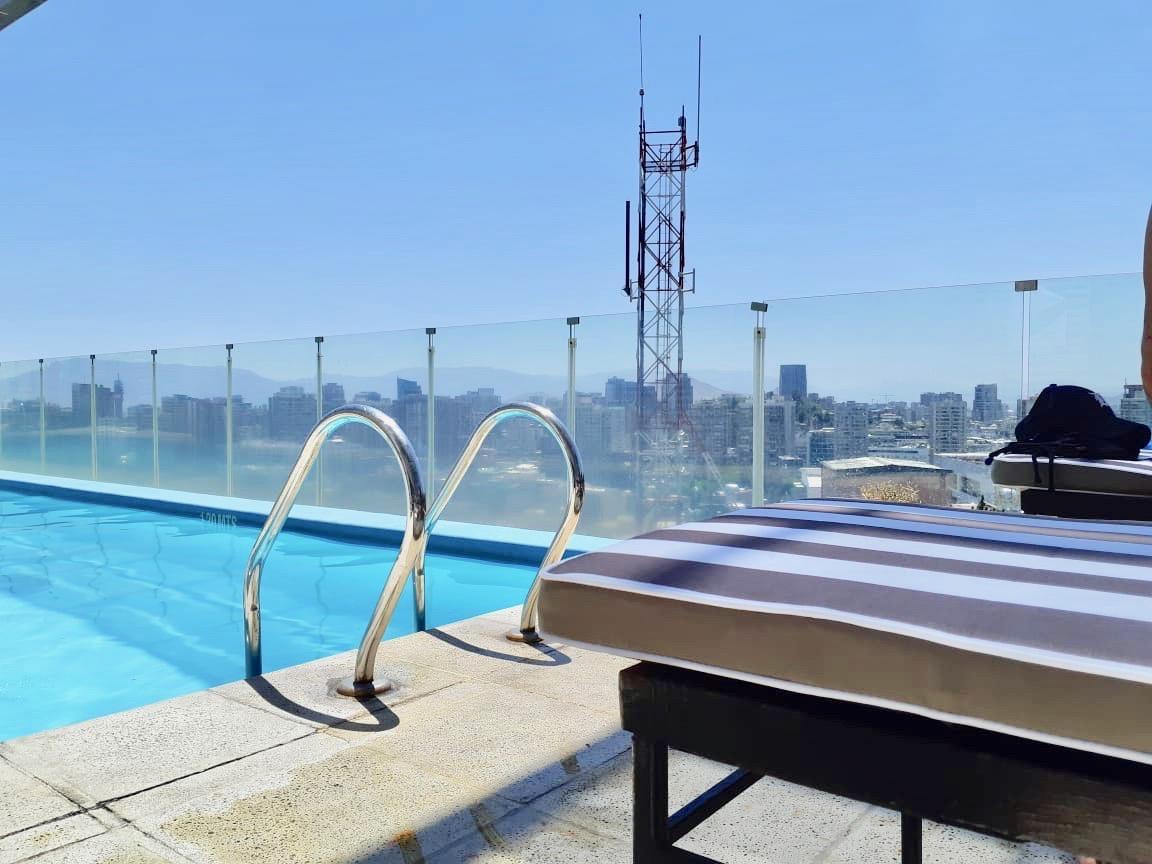 Condo Hotel Santa Victoria Room, Santiago, Chile - Booking destiné Piscine Victor Jara