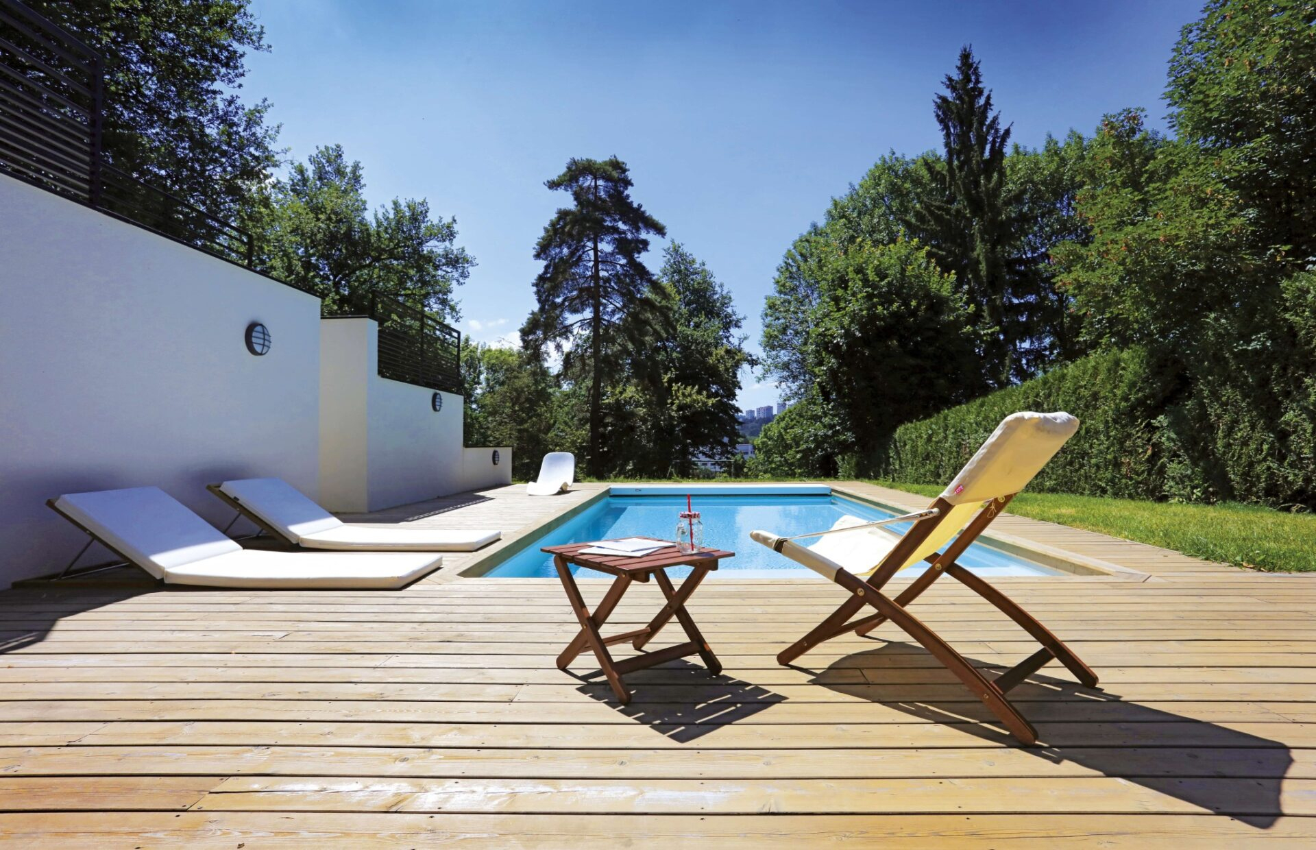 Conseils Piscine - Guide Piscine | Piscines Desjoyaux tout Dimension Piscine Non Imposable