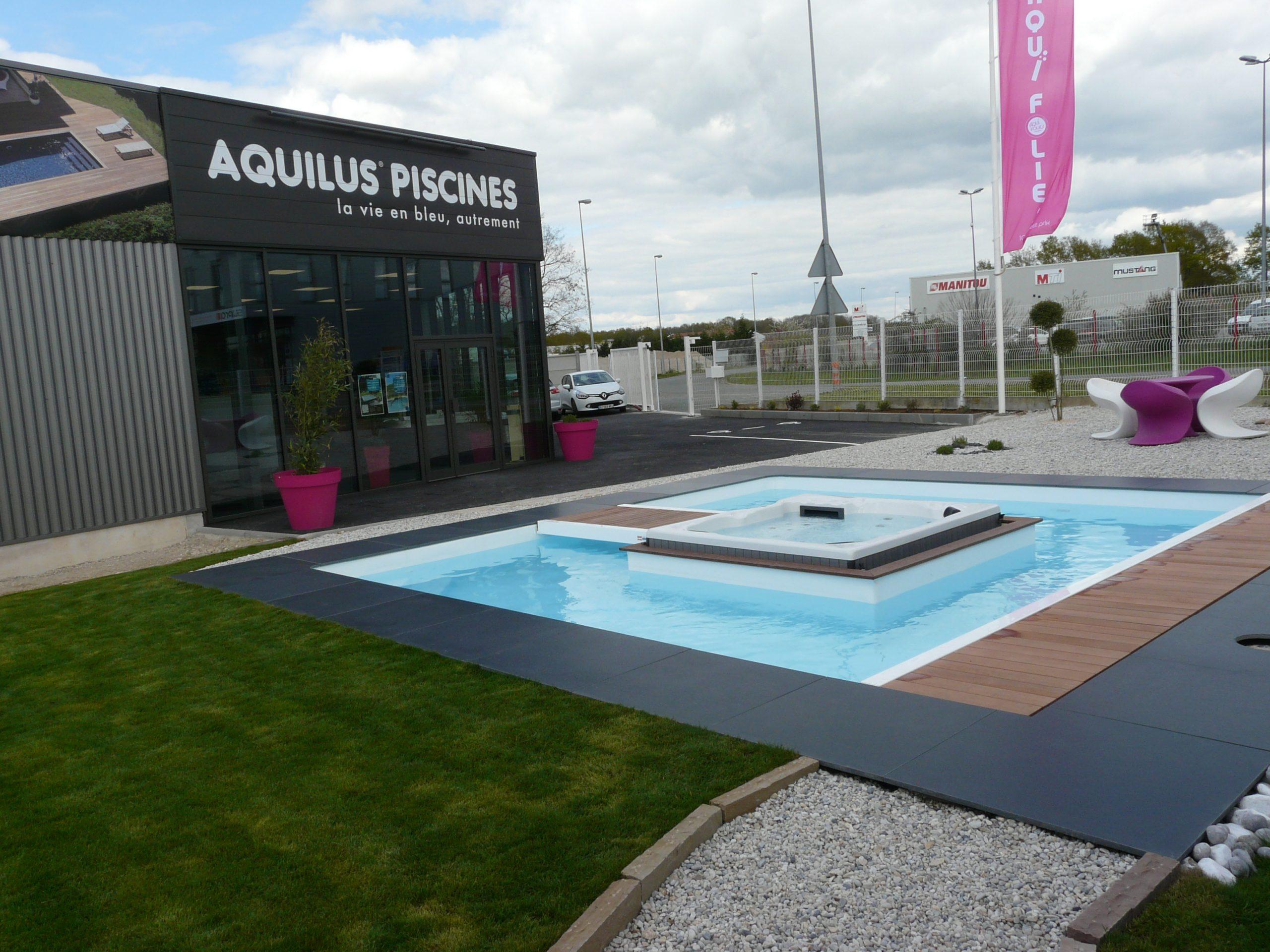 Construction De Piscine | Aquilus Piscines concernant Piscine Aquilus