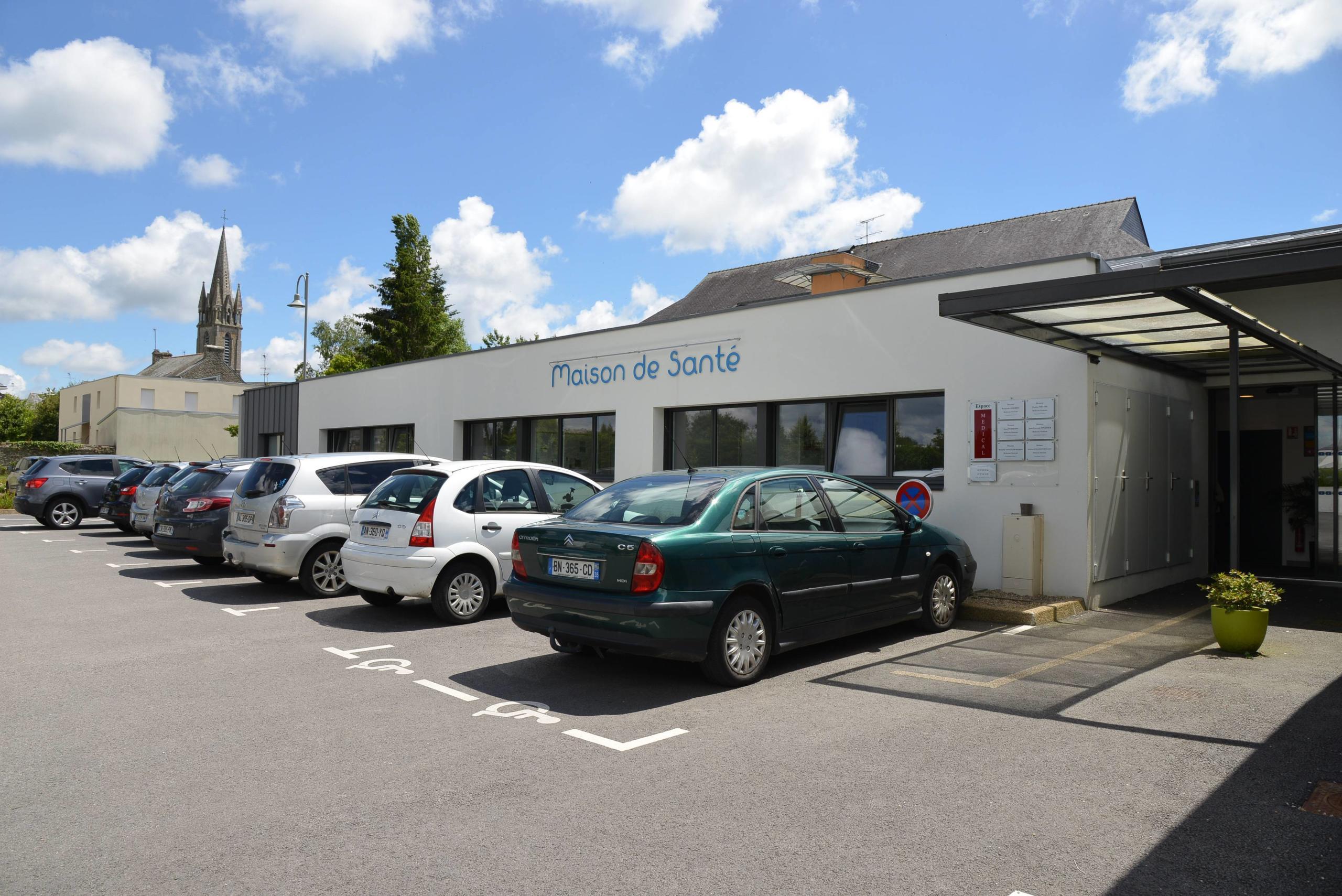 Construction D'un Laboratoire D'analyses En Bretagne - Lexham destiné Piscine De Questembert